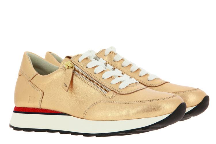 Paul Green sneaker NAPPA METALLIC ORO