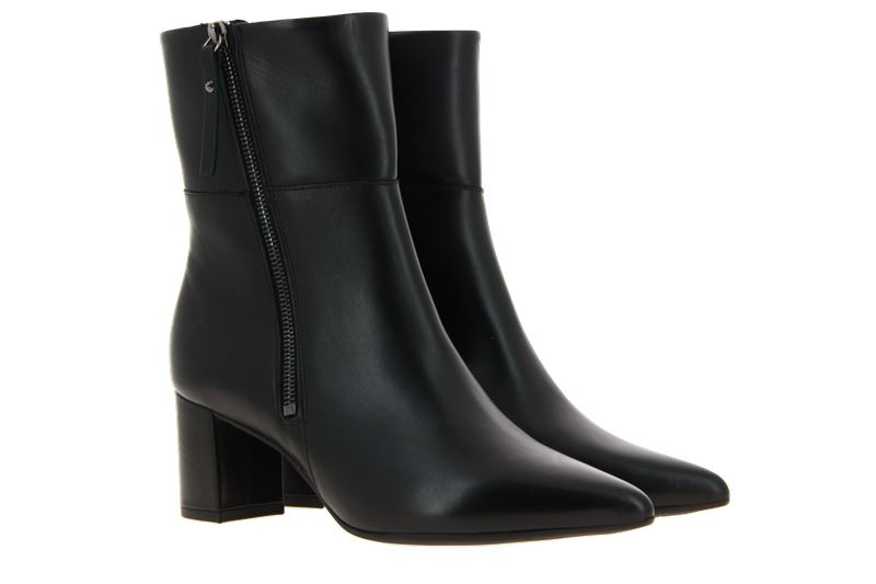 Peter Kaiser ankle boots BETSY NAPPA SCHWARZ LEO SABLE