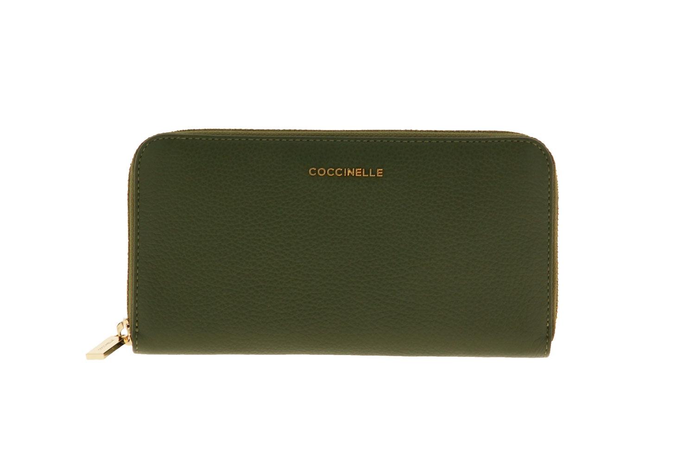 Coccinelle wallet PEL.VITELLO CAPER