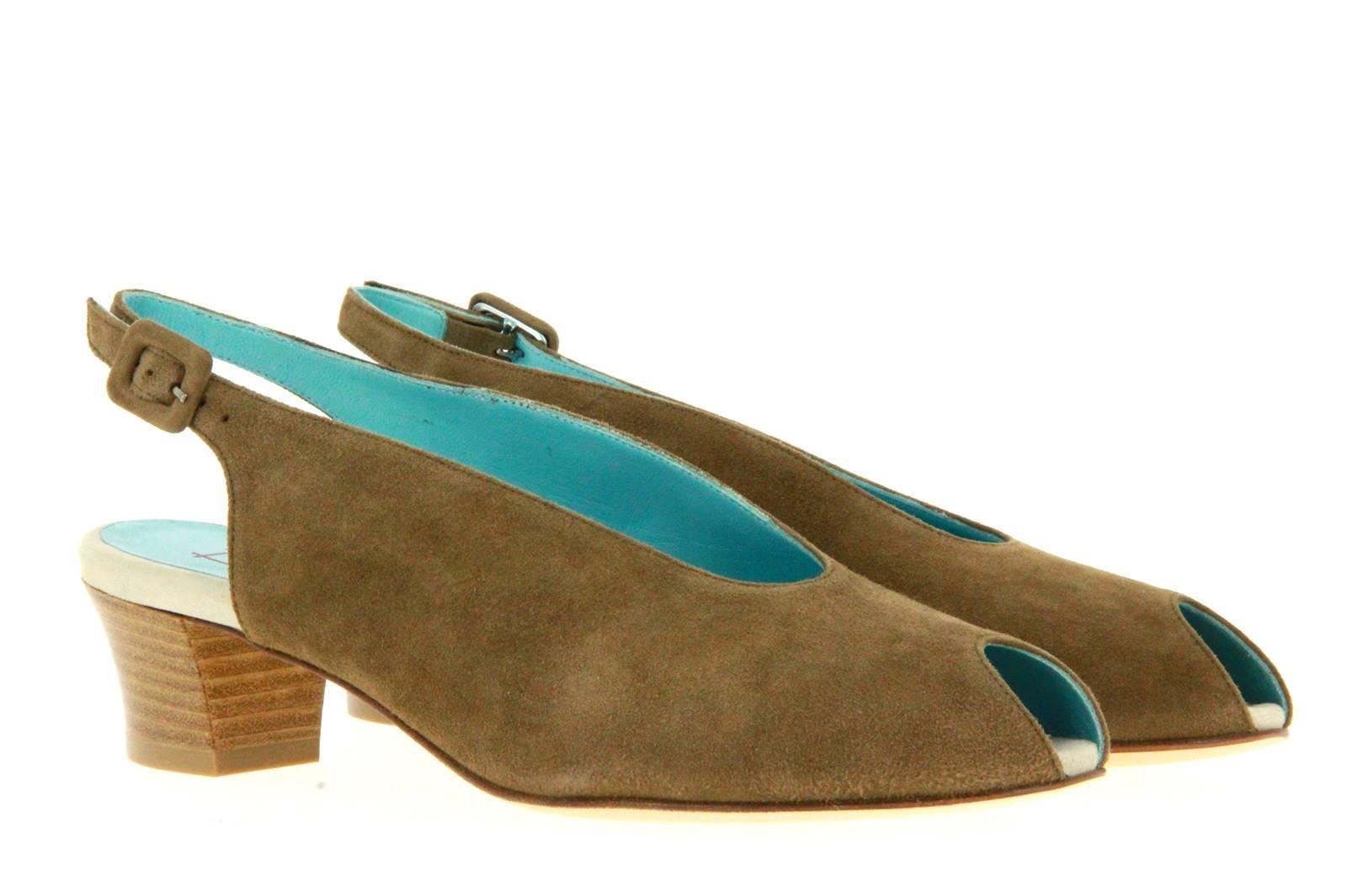 Thierry Rabotin sandal CAMOSCIO 1015 BROWN