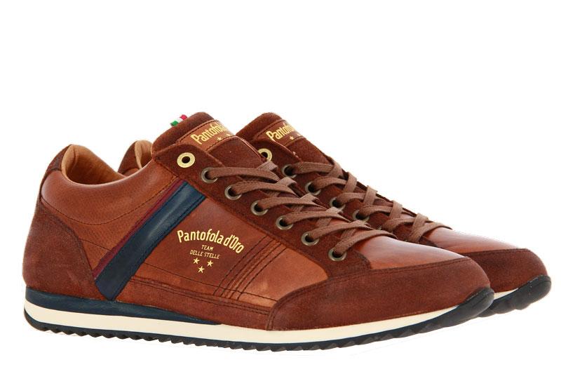 Pantofola d´Oro sneaker MATERA UOMO LOW TORTISE SHELL