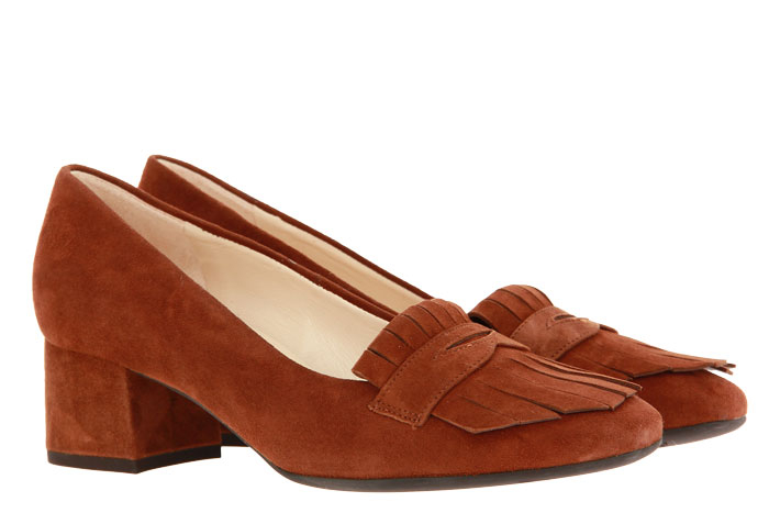 Peter Kaiser loafer PAT SUEDE SABLE