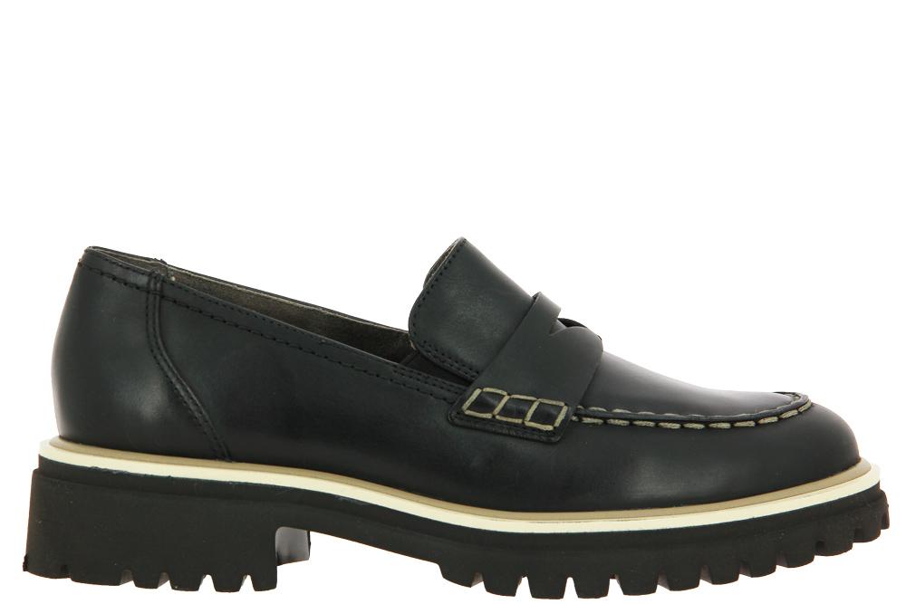 Paul Green Slipper CLASSIC CALF BLACK