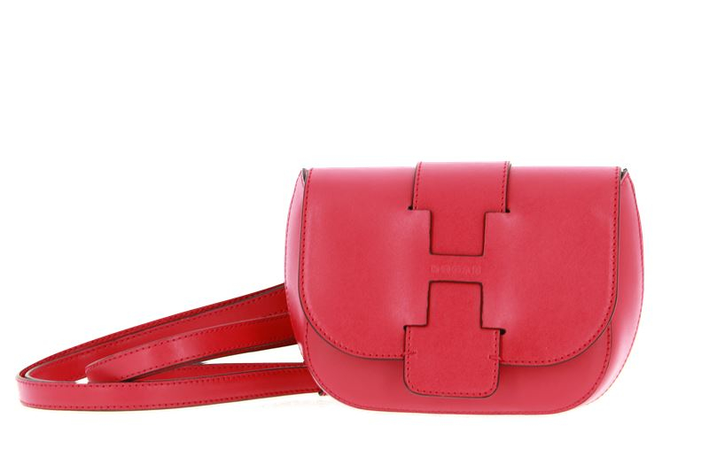 Hogan bag MARSUPIO BASIC RED
