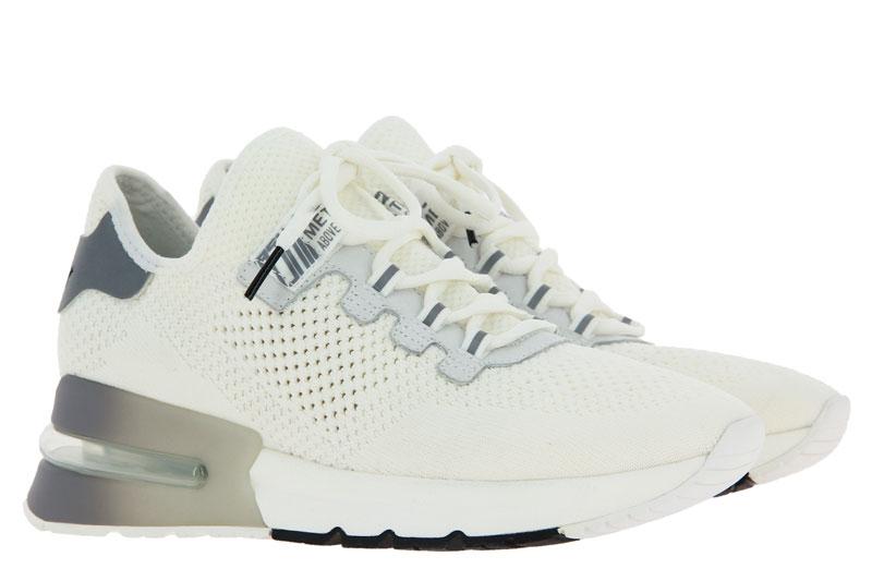 ASH sneaker KRUSH BIS WHITE REFLEX SILVER