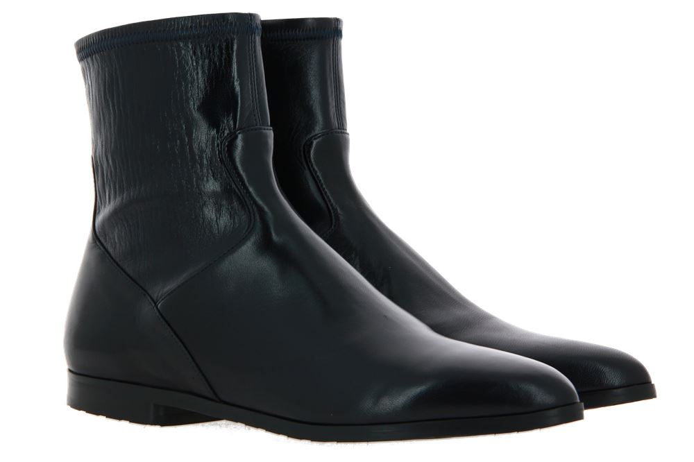 Truman's ankle boots STRECHT NAPPA BLUE