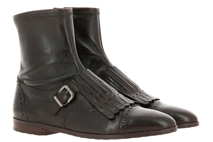 Truman`s ankle boots NAPPA STRETCH T.MORO