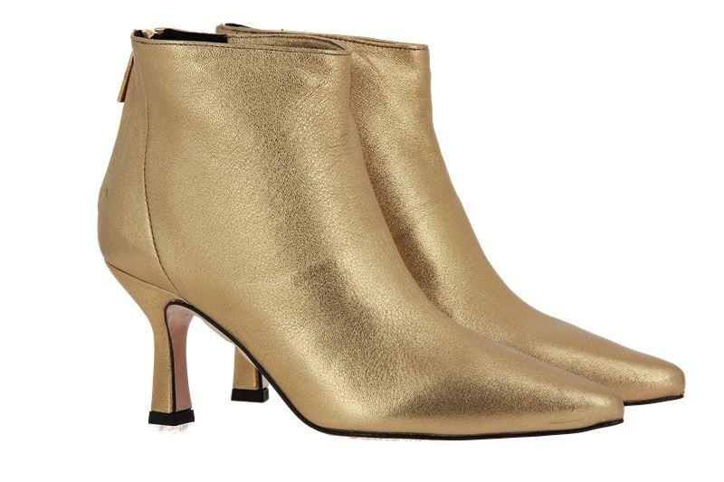 BiancaDi ankle boots METAL ORO