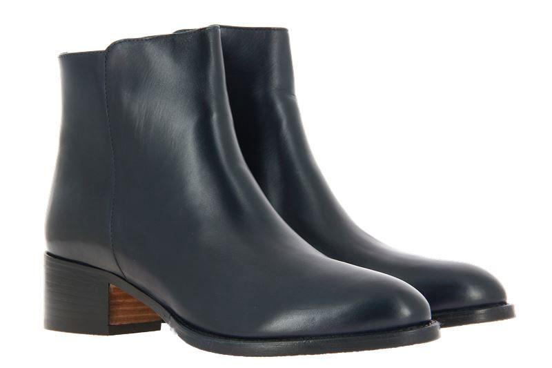 Calpierre ankle boots VIREL BLEU