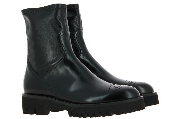 Truman's ankle boots VITELLO STRETCH NERO