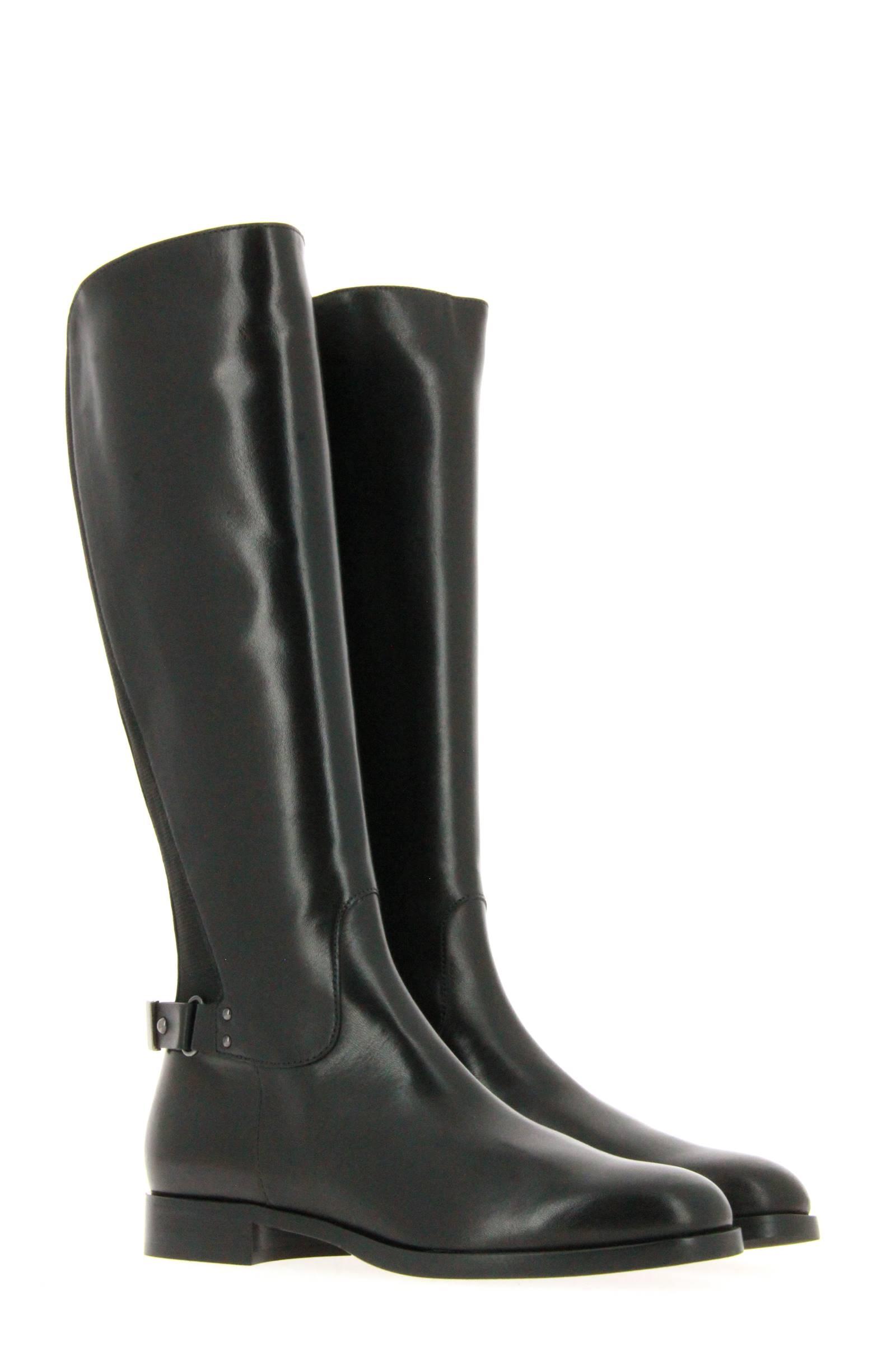 Zocal boots NAPPA NERO