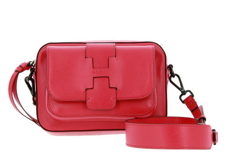 Hogan shoulder bag PICCOLA BASIC RED