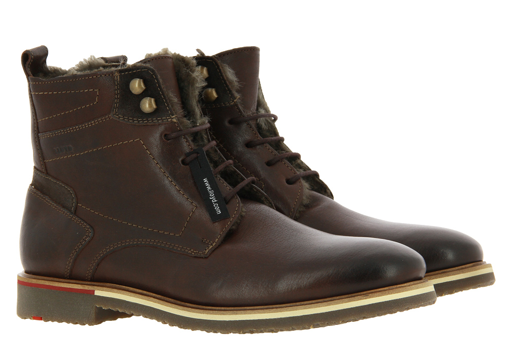 Lloyd ankle boots lined FARGO MORO