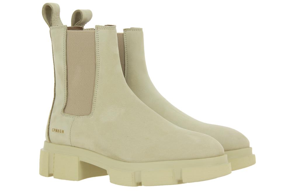 Copenhagen ankle boots NABUC NATURE