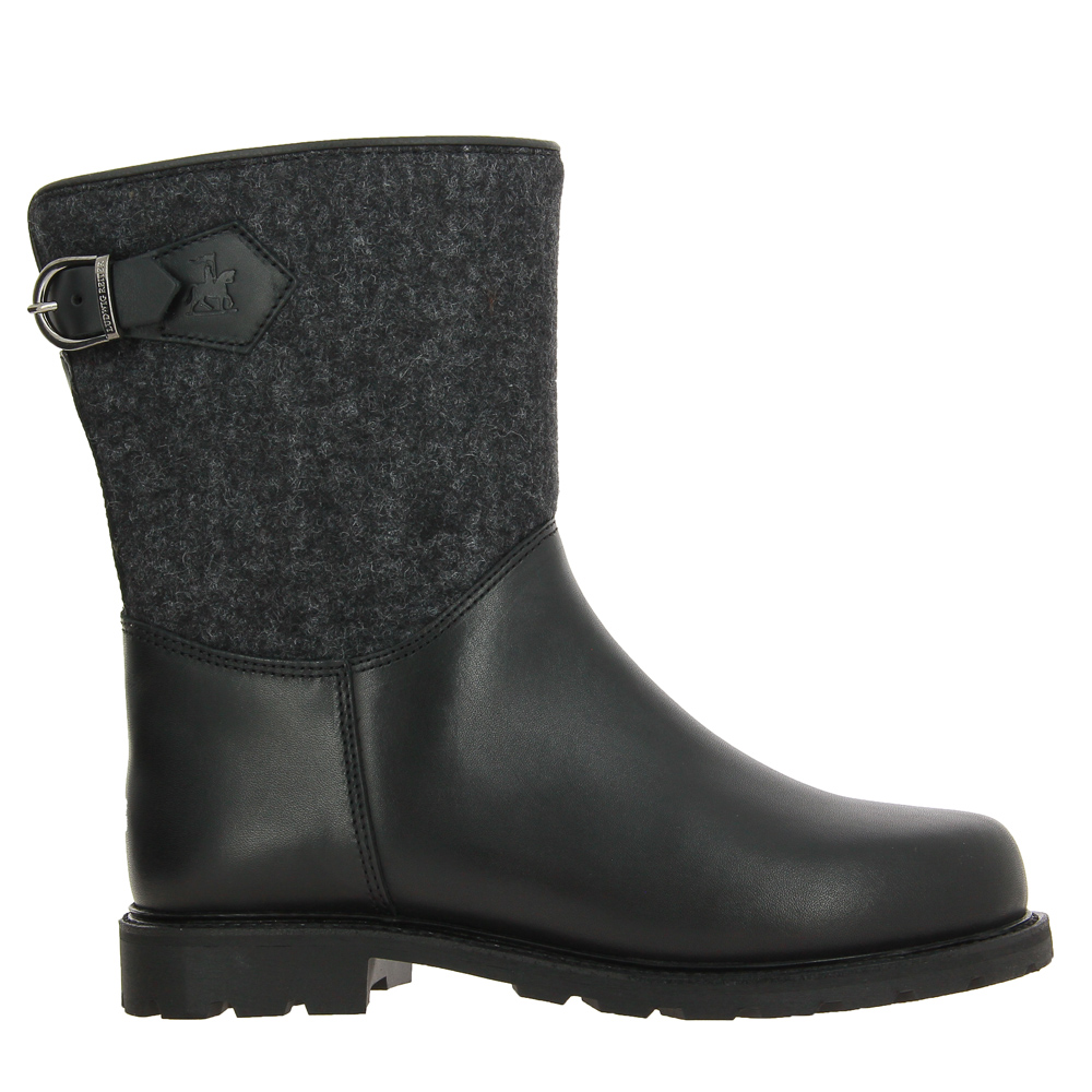 Ludwig Reiter ankle boots lined SENNER SCHWARZ ANTHRAZIT