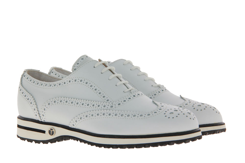 Tee Golf Shoes women's - golf shoe EVA VITELLO WP BIANCO