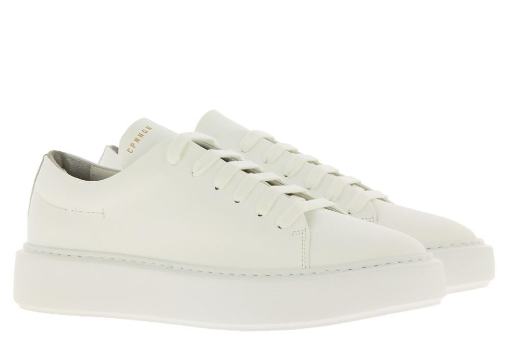 Copenhagen Sneaker CPH407M VITELLO WHITE