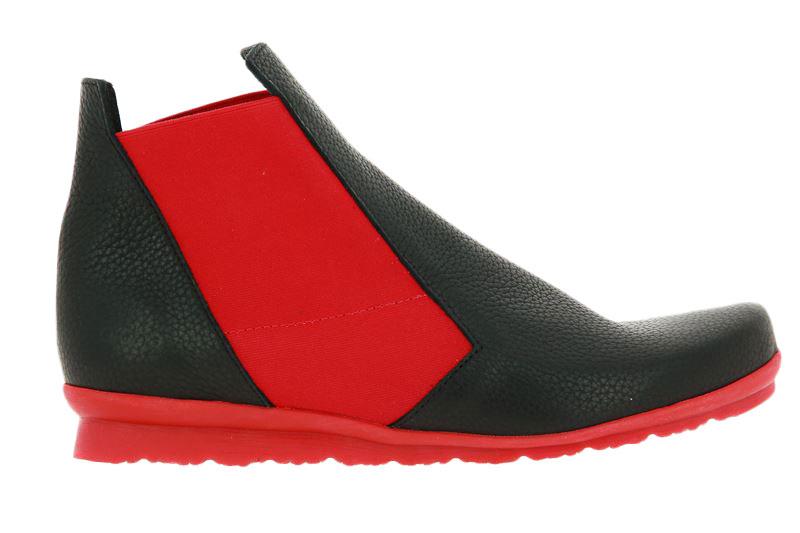 Arche ankle boots BARSSY CUIR NOIR CARMINA