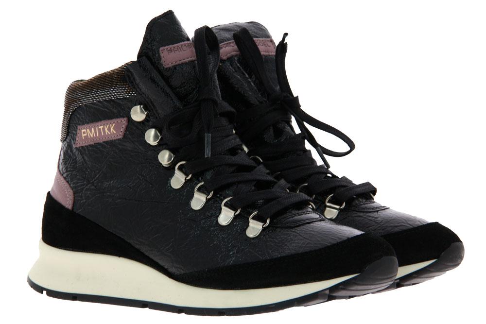 Philippe Model sneaker LATEX NOIR