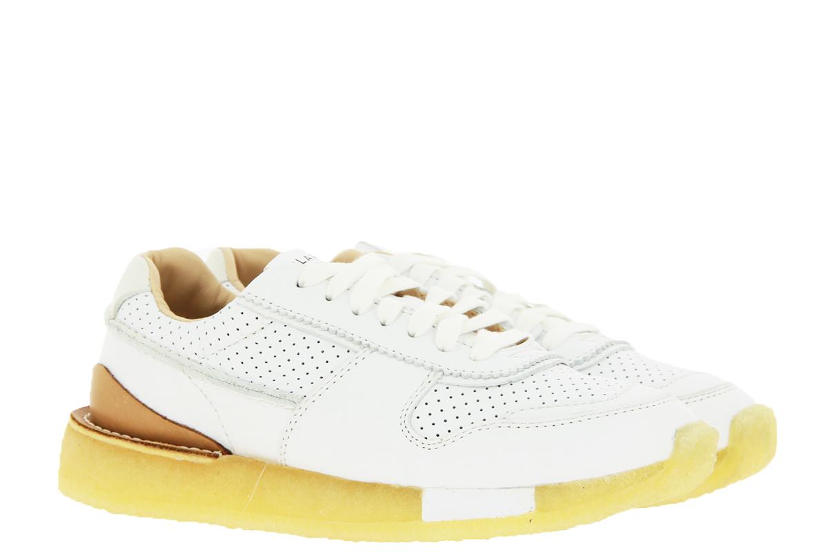 Clarks Originals Sneaker TORRUN WHITE LEATHER