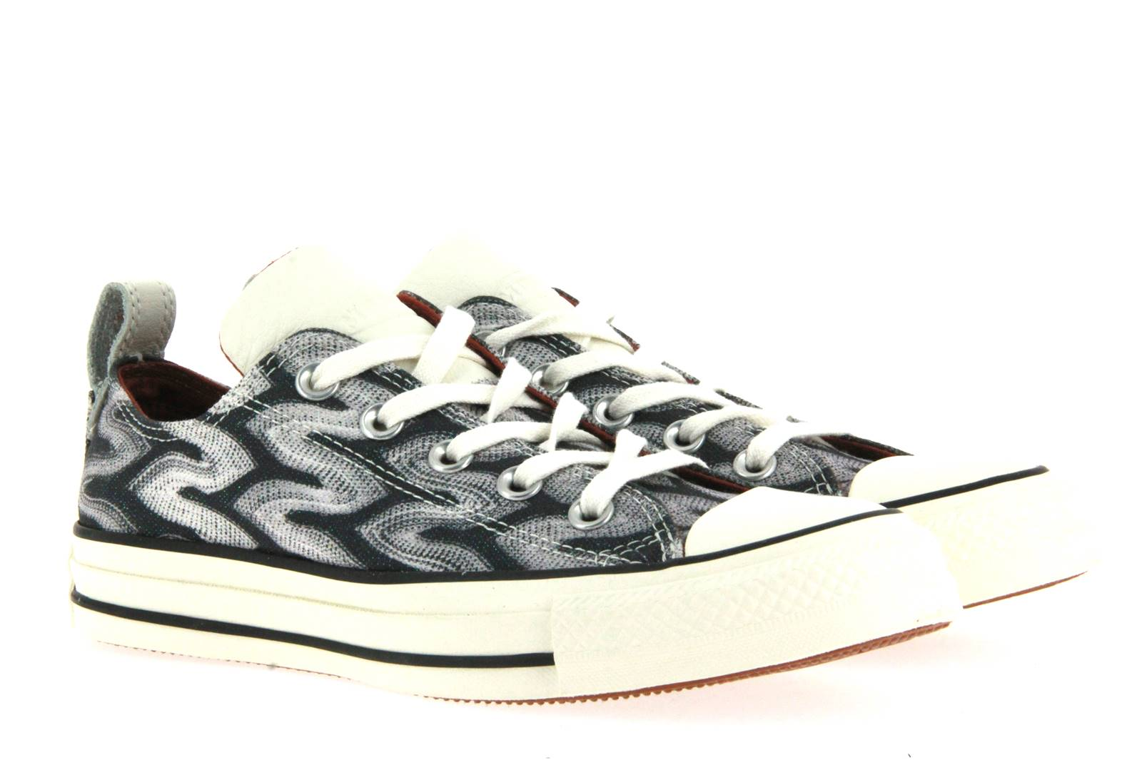 MISSONI by Converse Chuck CTAS OX BLACK AUBURN (36)