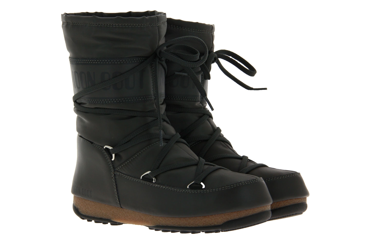 Moon Boot snow boot SHADE MID WP ANTHRAZIT