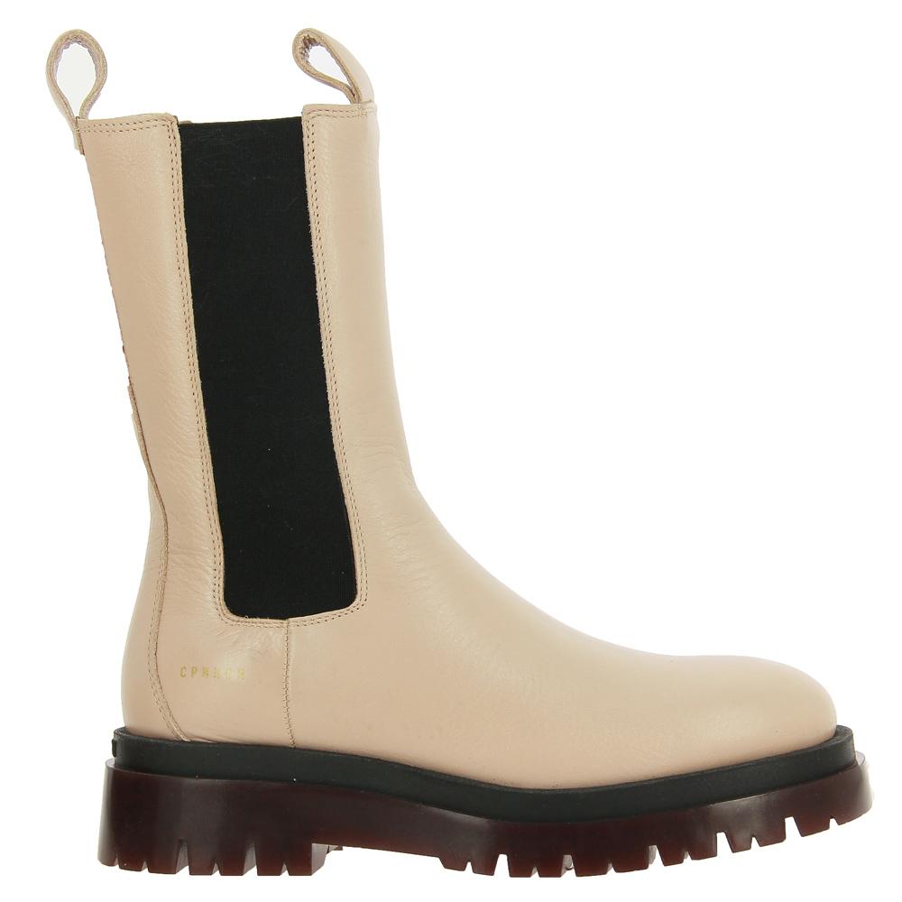 Copenhagen boots CPH1000 VITELLO NUDE