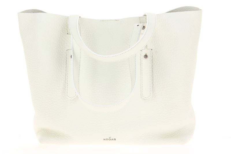 Hogan bag SHOPPING BASIC WHITE