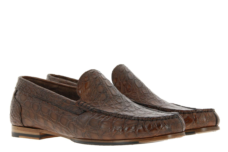 Doucal's slipper FIANCO MARRONE NATUR