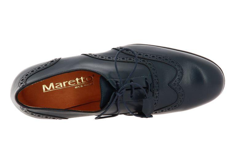 Maretto lace-up NAPPA BLUE
