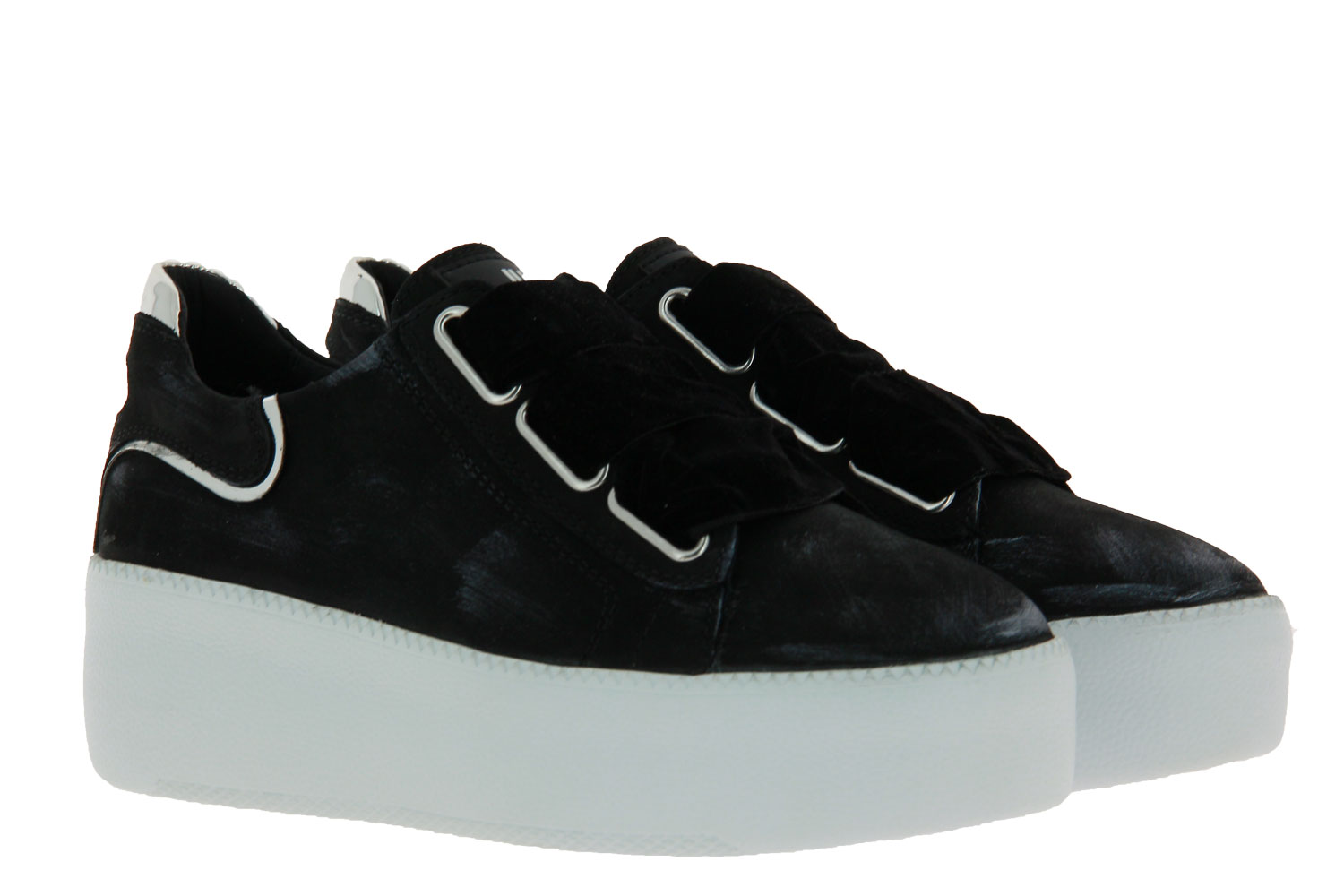 Just Another Copy sneaker BLACK SILVER