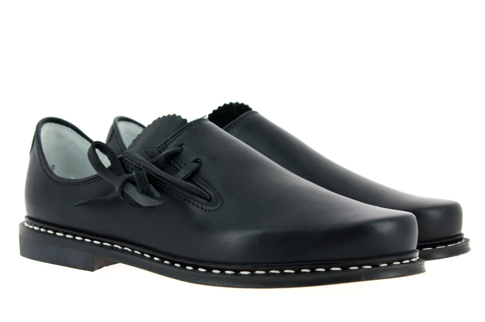 Meindl Traditional Shoe KÖSSEN BLACK BOXCALF