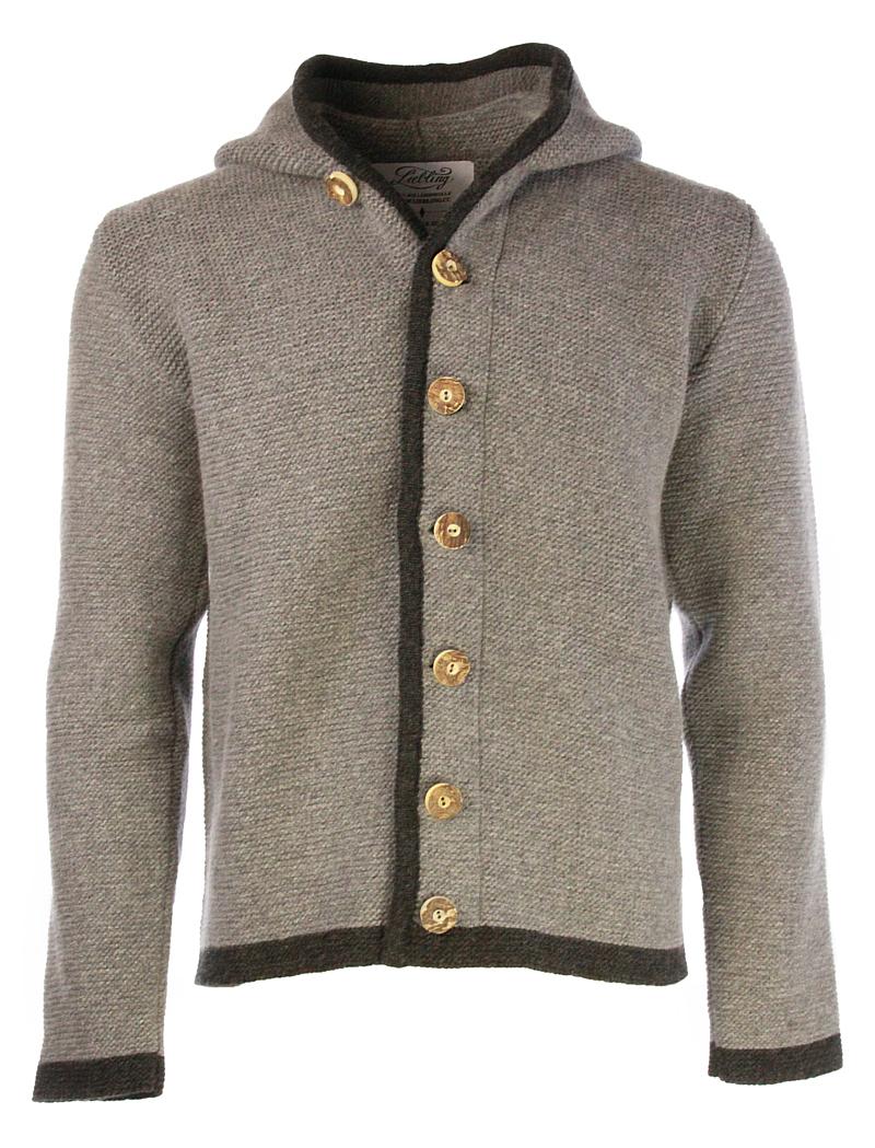 Liebling Tyrolean jackets THOMAS 2 GRAU