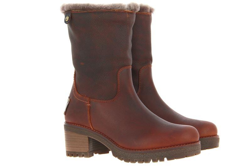 Panama Jack ankle boots lined PIOLA IGLOO B11 NAPA GRASS CUERO