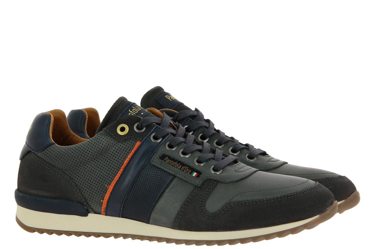 Pantofola d'Oro sneaker CARPI UOMO LOW DARK SHADOW