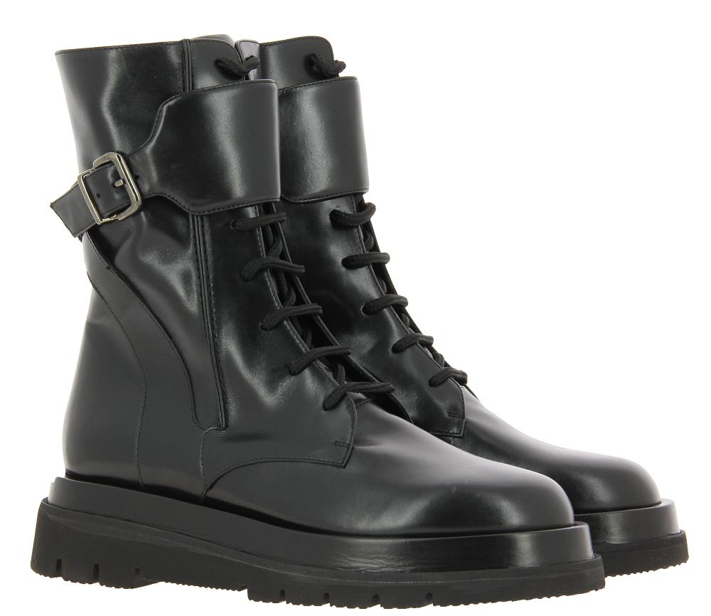 Trumans ankle boots VITELLO NERO 9441
