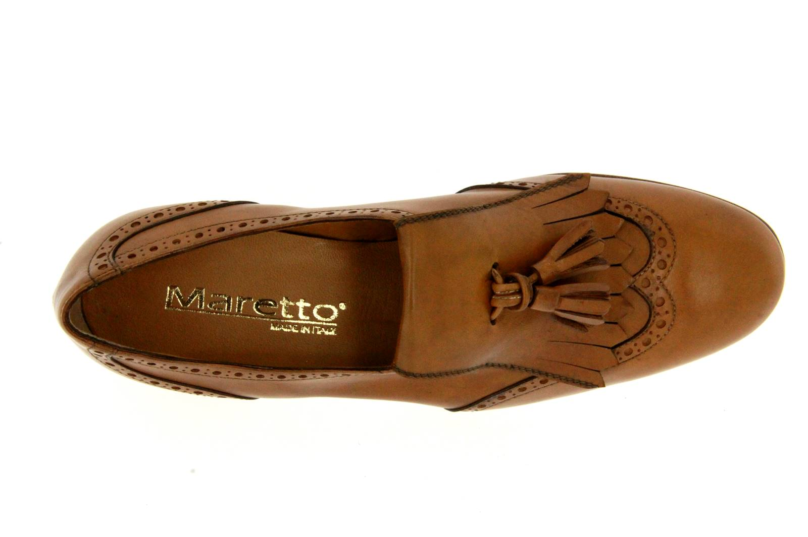 Maretto loafer TOSTATO COGNAC