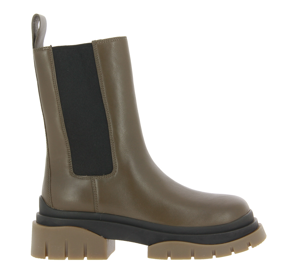 Ash ankle boots STORM MUD