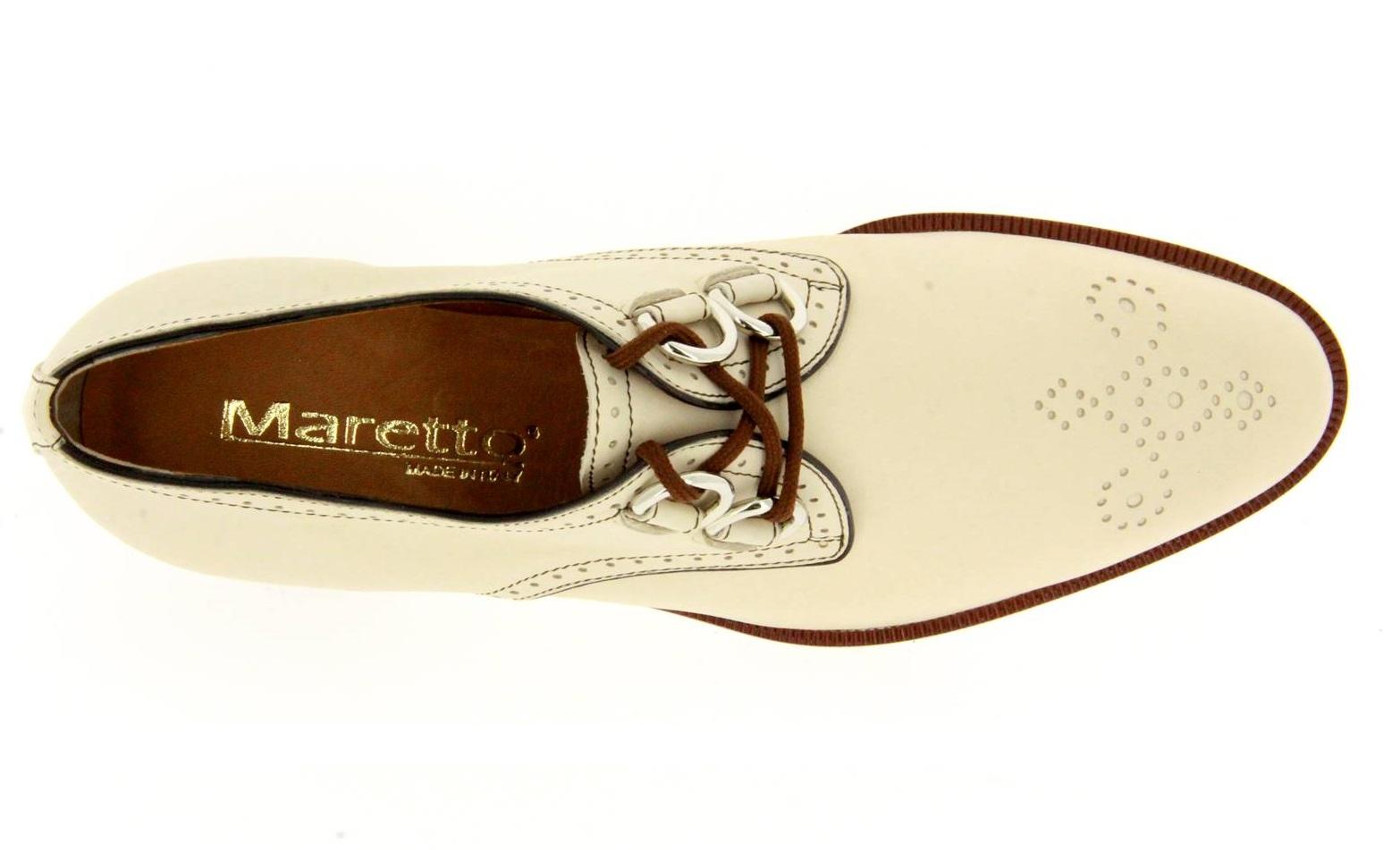 Maretto lace-up BAREBLOOM MARRON