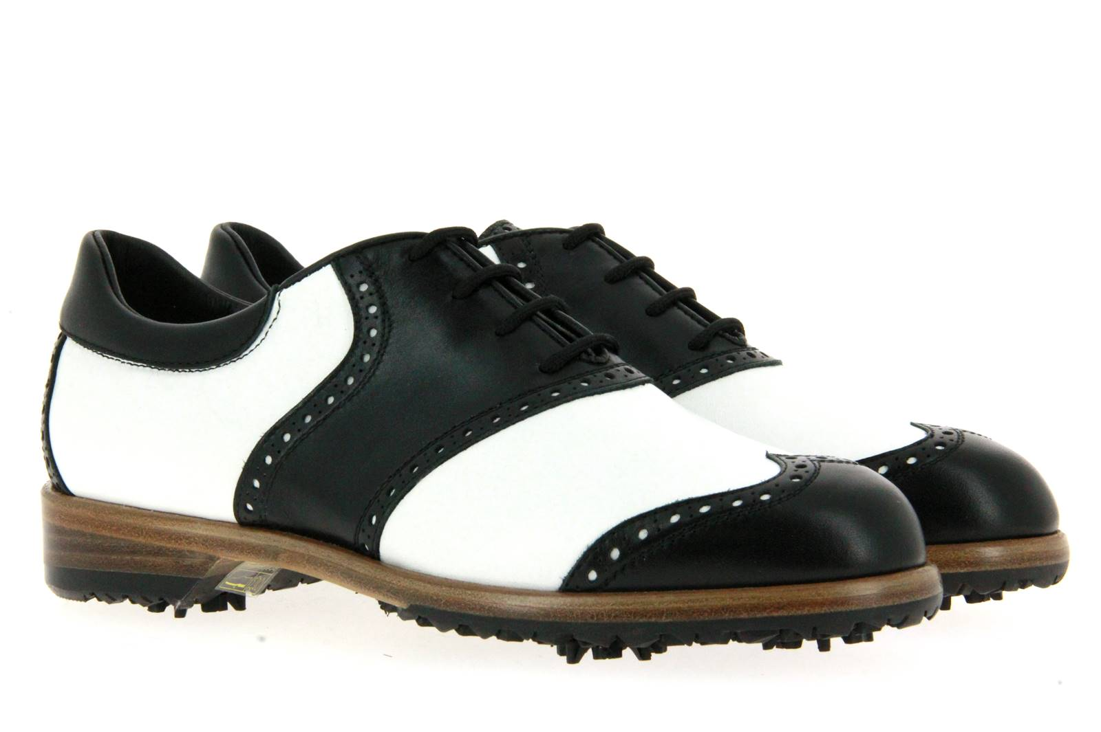 Tee Golf Shoes women's - golf shoe SUSY NERO BIANCO