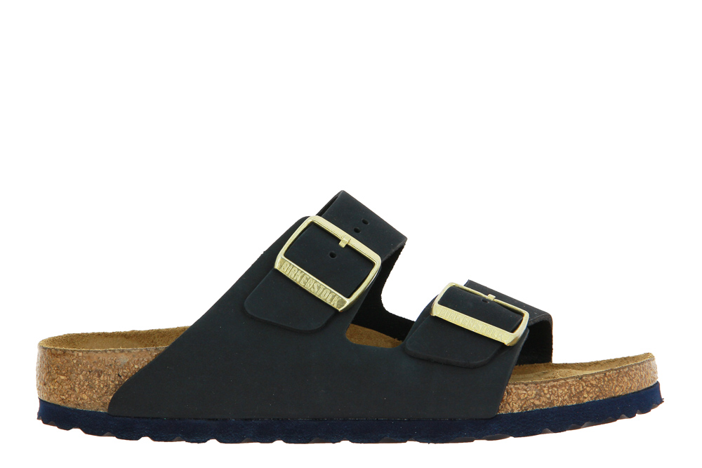 Birkenstock sandals ARIZONA SCHMAL MIDNIGHT