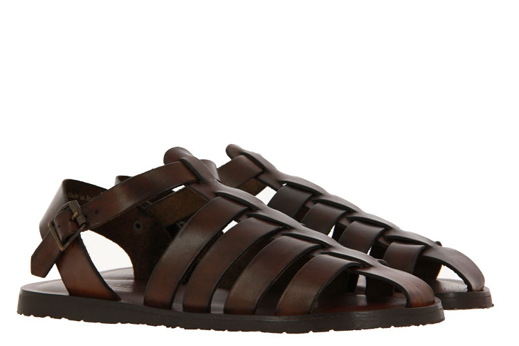 Emozioni gladiator sandals DARK BROWN 412