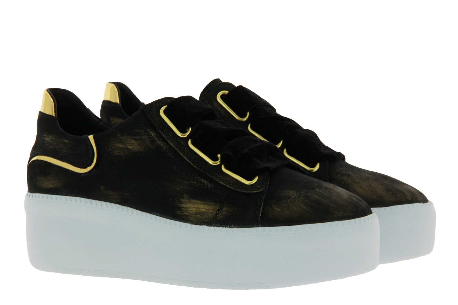 Just Another Copy sneaker BLACK GOLD