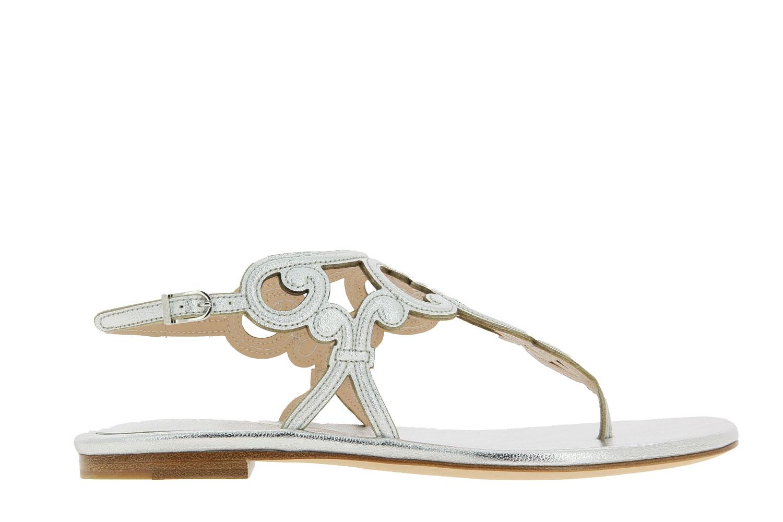 Unützer sandals DELUXE ARGENTO