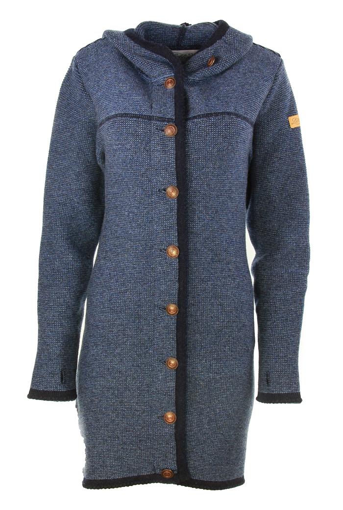 Liebling Tyrolean jacket BENEDIKTA BLAU