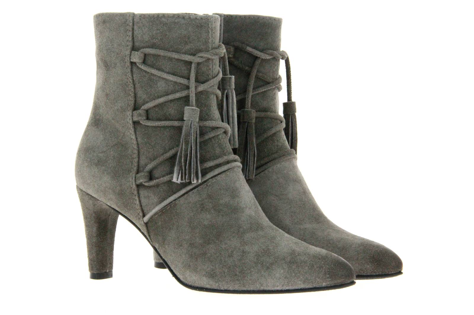 Dirndl and Bua ankle boots ANTIKBOCK GREY