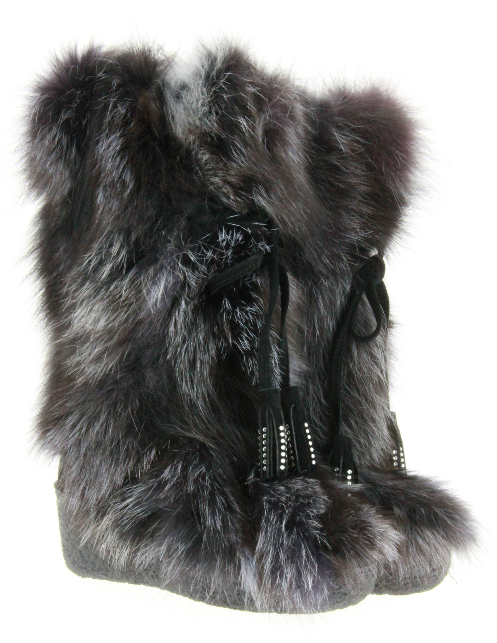 Diavolezza fur boots 601 MATILDA FOX