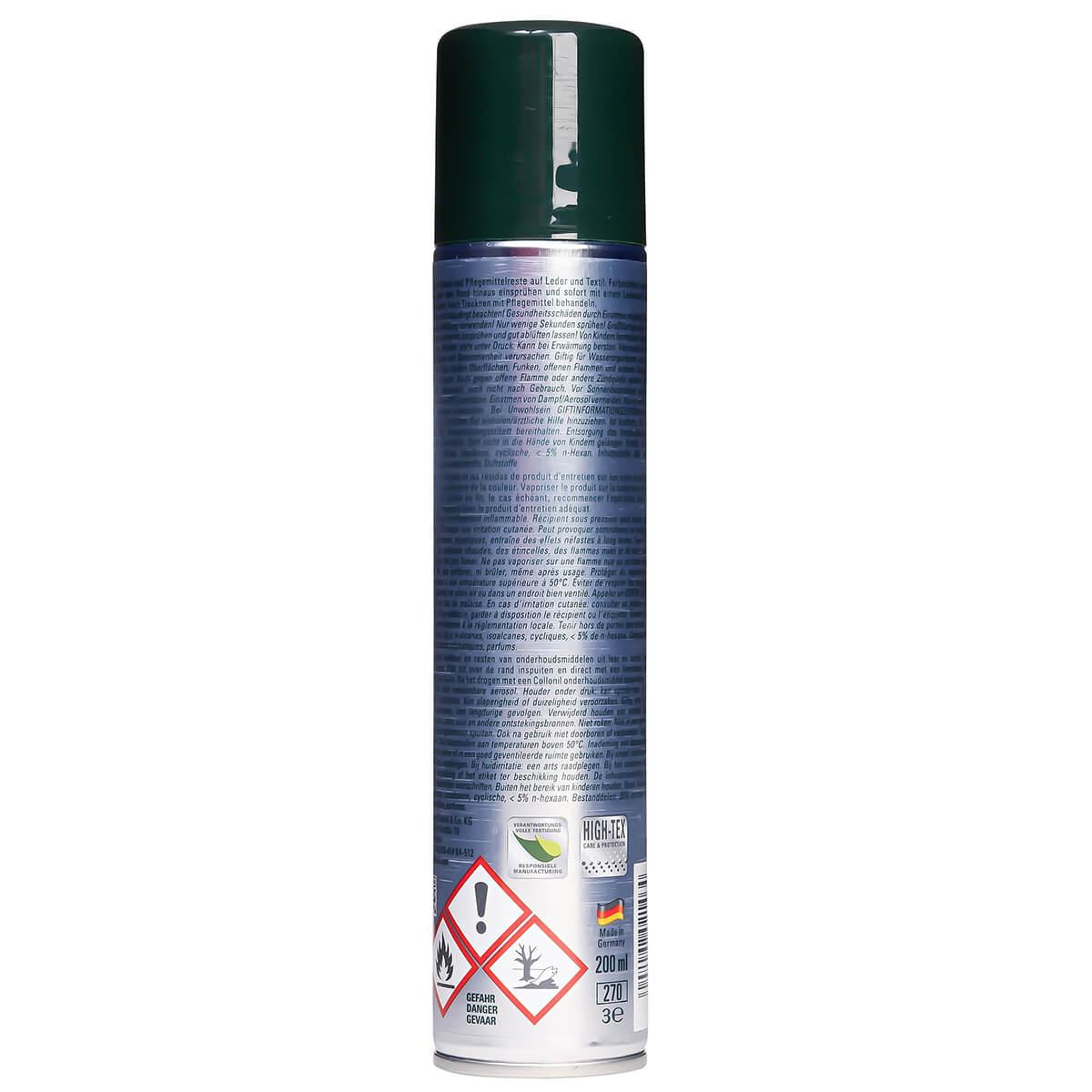 Collonil Spray NUBUK & VELOURS red