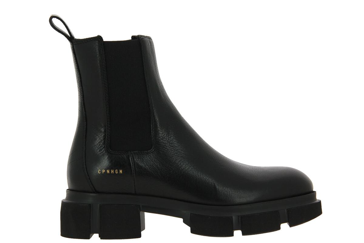 Copenhagen boots CPH570 VITELLO BLACK