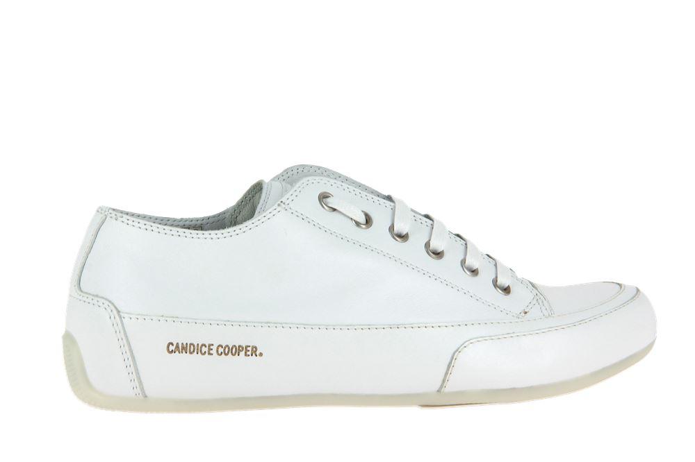 Candice Cooper Sneaker ROCK VITELLO BIANCO
